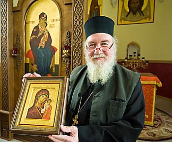 Eastern Rite Monastery Opens Doors The Compass