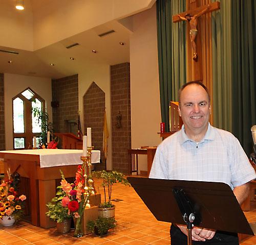 Your Catholic Neighbor: Dave Senft (Deacon Jim Trzinski | For The Compass)