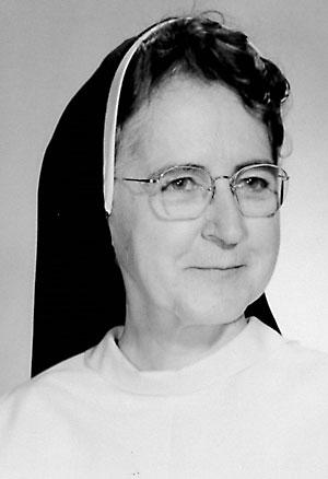 Sr. Esther Joy VanDerLoop