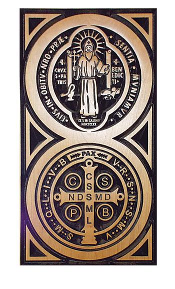 St Benedict Ring