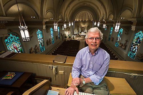 Your Catholic Neighbor: Roger Bader (Sam Lucero   The Compass)