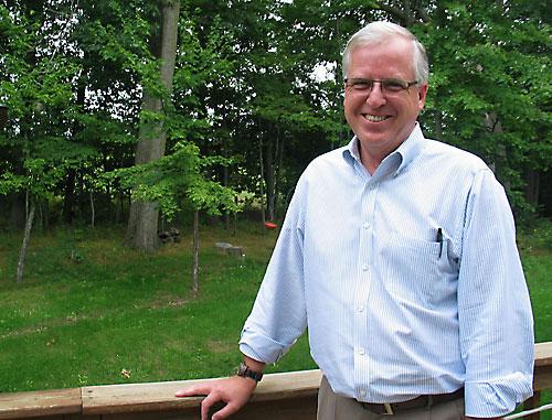 Your Catholic Neighbor: Harlan Swift (Jeff Kurowski | The Compass)