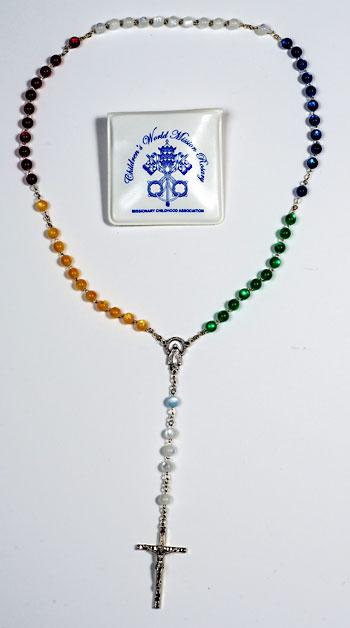 World Mission Rosary (Sam Lucero   The Compass)