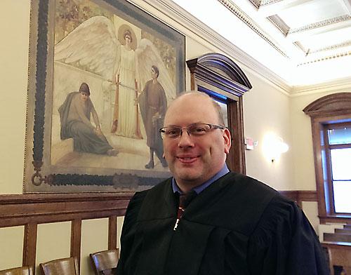 Your Catholic Neighbor: John Rhode (Lisa Haefs | For The Compass)
