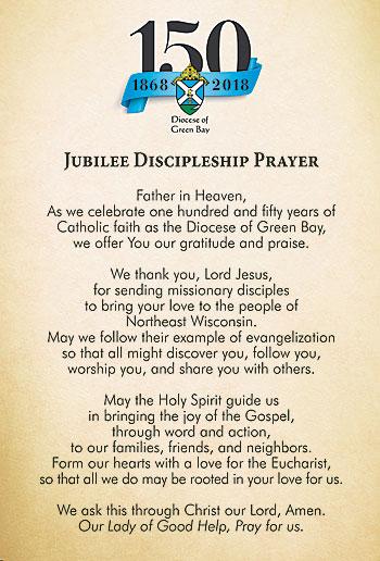 Jubilee Year Discipleship Prayer | The Compass