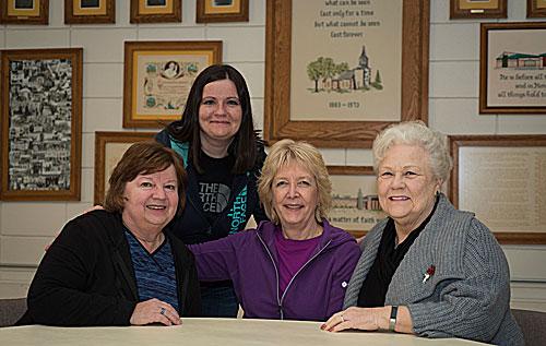 Flintville parish rummage sale's success credited to volunteers