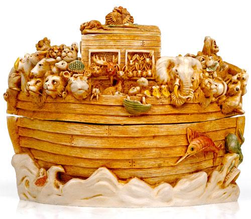 A Noah's Ark toy. (Bigstock.com)